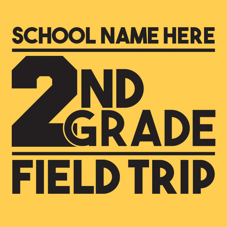 ft-001-2nd Grade Field Trip