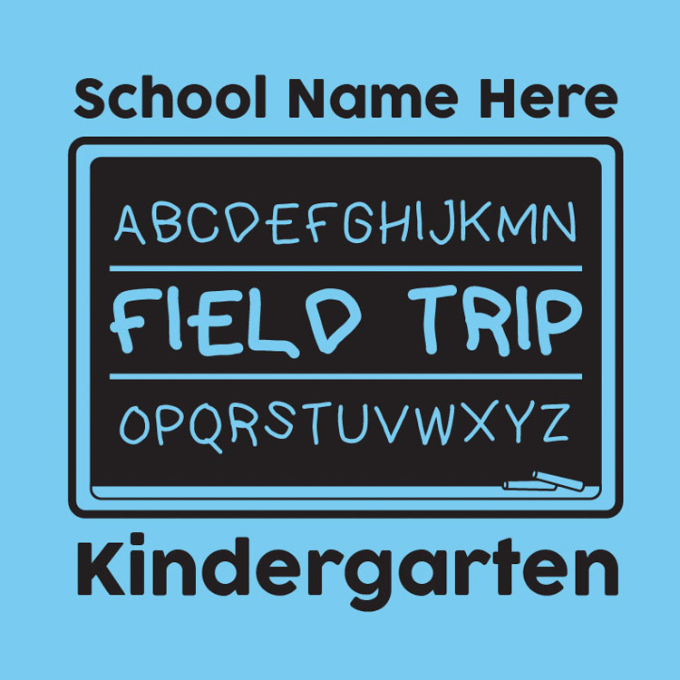 ft-010-Chalk Board Field Trip