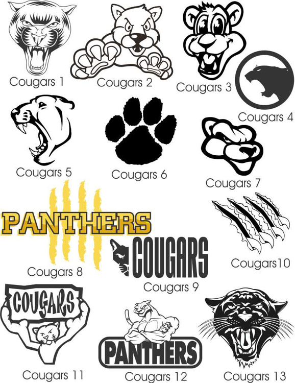 mascots-115-Cougars and Panthers1