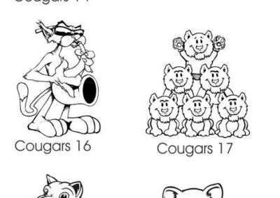 mascots-116-Cougars and Panthers2