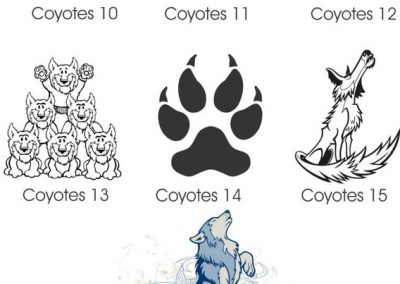 mascots-120-Coyotes and Wolves2