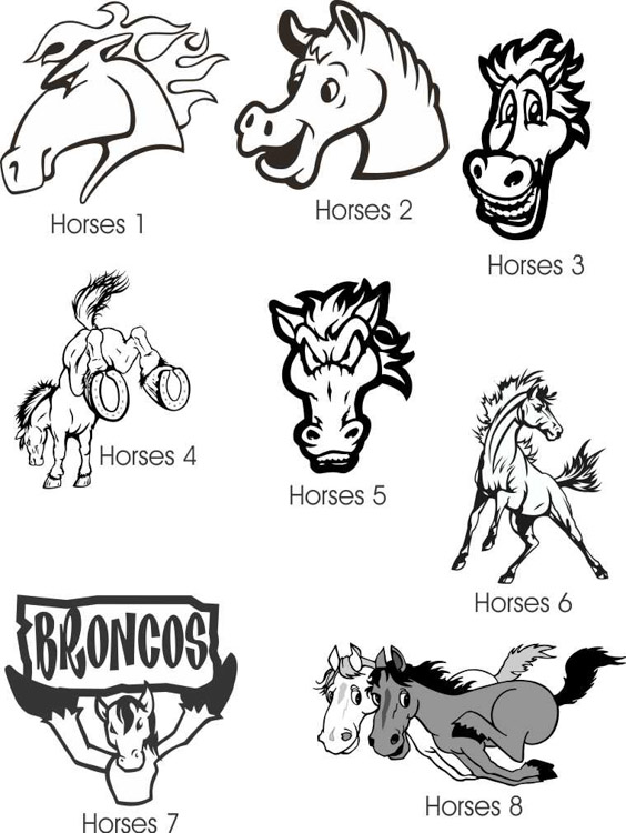 mascots-135-Horses and Mustangs 1