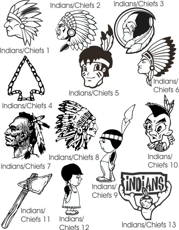 mascots-138-Indians and Chiefs1