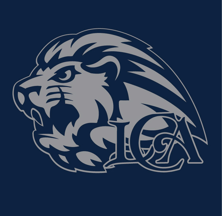 sports-007-Loganville Christian Academy gray lion